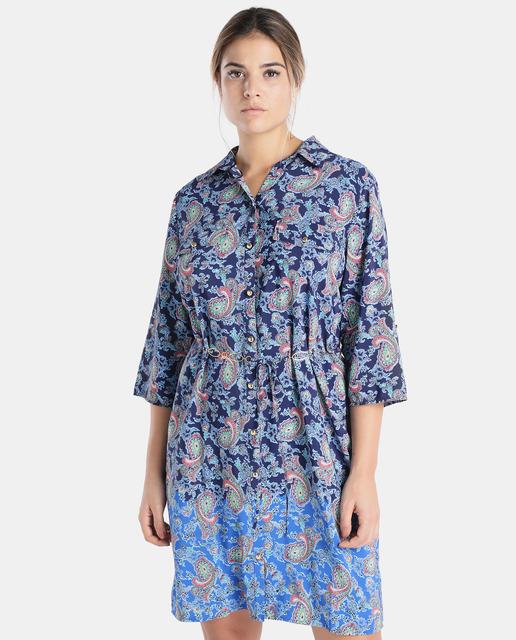 Antea Plus Moda Tallas Grandes Primavera 2018 - vestidos tallas grandes