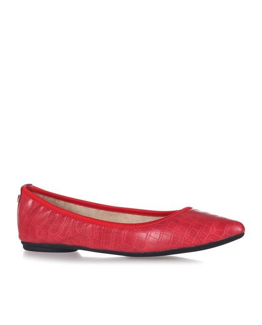 Bailarinas y slippers primavera 2018 - bailarinas rojas