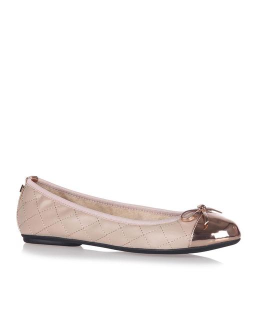 Bailarinas y slippers primavera 2018 - bailarinas doradas