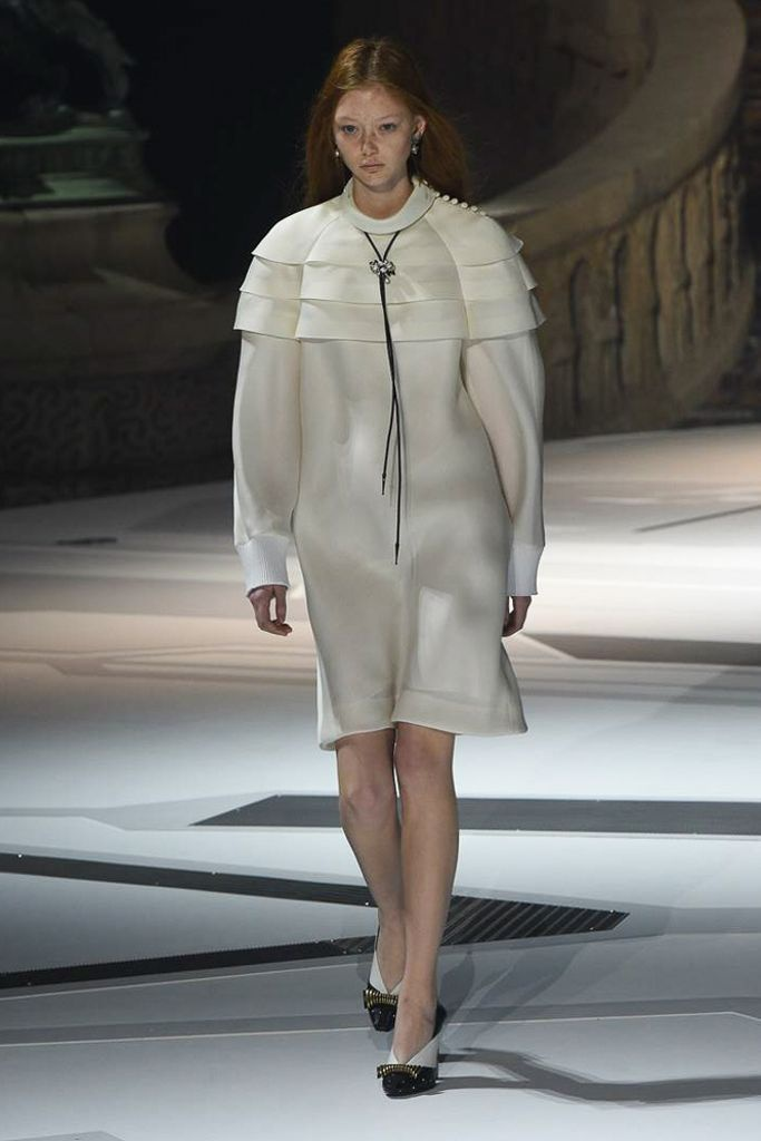 Louis Vuitton en la Paris Fashion Week