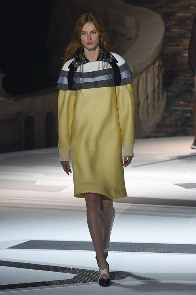 Louis Vuitton en la Paris Fashion Week