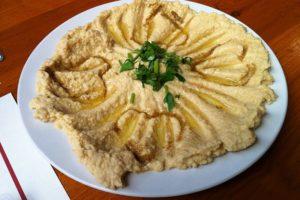 Hummus: la comida buena para la fertilidad
