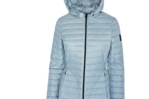 Ecoalf, la marca de moda sostenible con tejidos hechos de materiales reciclados - chubasqueros largos talla grande