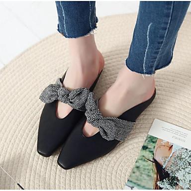Mules online , el nuevo calzado de moda - mules con lazo