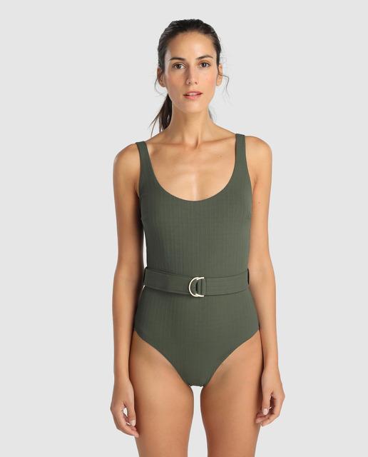 Tendencias moda baño mujer 2018 II : lujo brillante en alta mar - bañador lujo