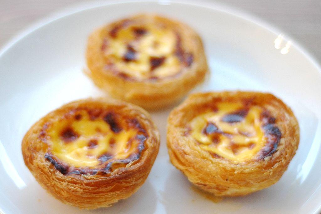 Receta de los Pastelitos de Belém caseros