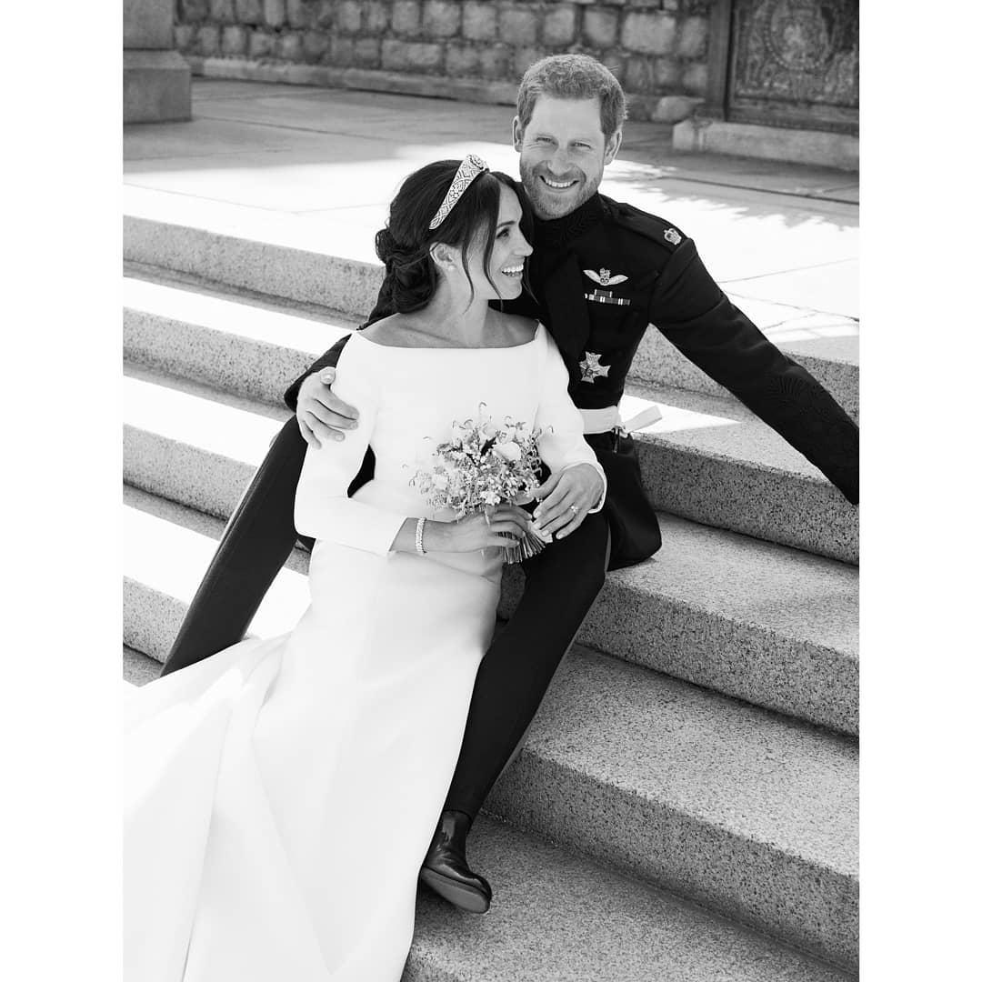 Los estilismos más comentados de la boda real de meghan Markle y el príncipe Harry