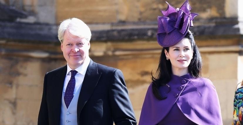 charles spencer - Los estilismos más comentados de la boda real de meghan Markle y el príncipe Harry