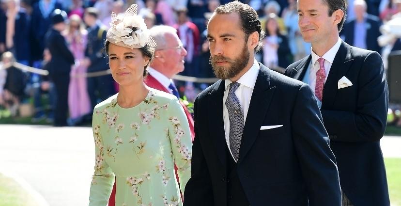 pippa midleton - Los estilismos más comentados de la boda real de meghan Markle y el príncipe Harry
