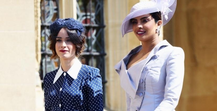 priyanka chopra - Los estilismos más comentados de la boda real de meghan Markle y el príncipe Harry