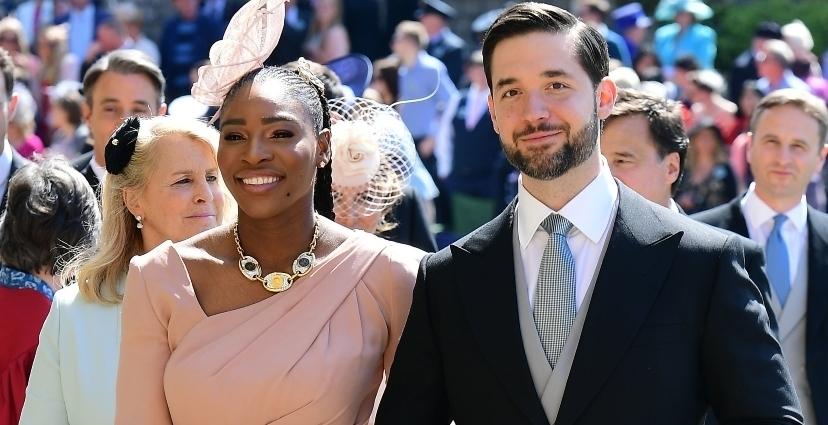 serena williams - Los estilismos más comentados de la boda real de meghan Markle y el príncipe Harry