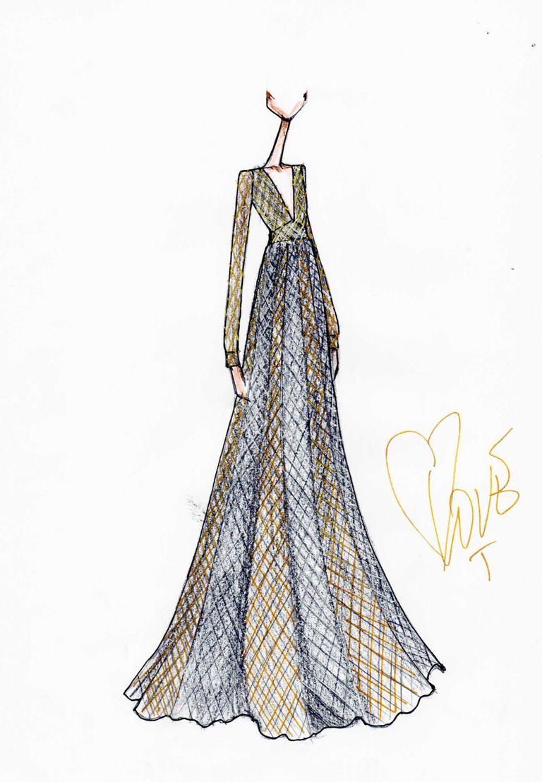 Los vestidos más impactantes de Eurovisión 2018 - vestidos más impactantes de eurovision