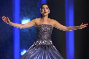 Los vestidos más impactantes de Eurovisión 2018 - elina nechayeva