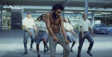 "5 tipos de bailes que podrás encontrar en ""This is America"""