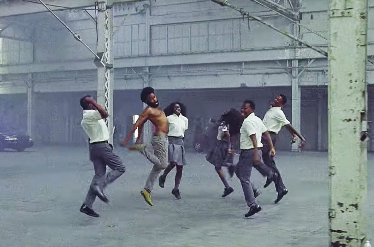 "5 tipos de bailes que podrás encontrar en ""This is America"" - childish gambino tendencias"
