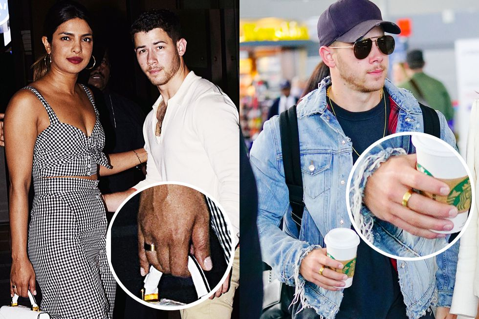 ¡Es oficial! Nick Jonas se compromete con Priyanka Chopra
