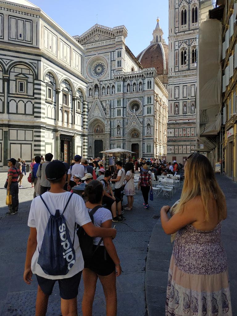 Foto de la Catedral de Florencia