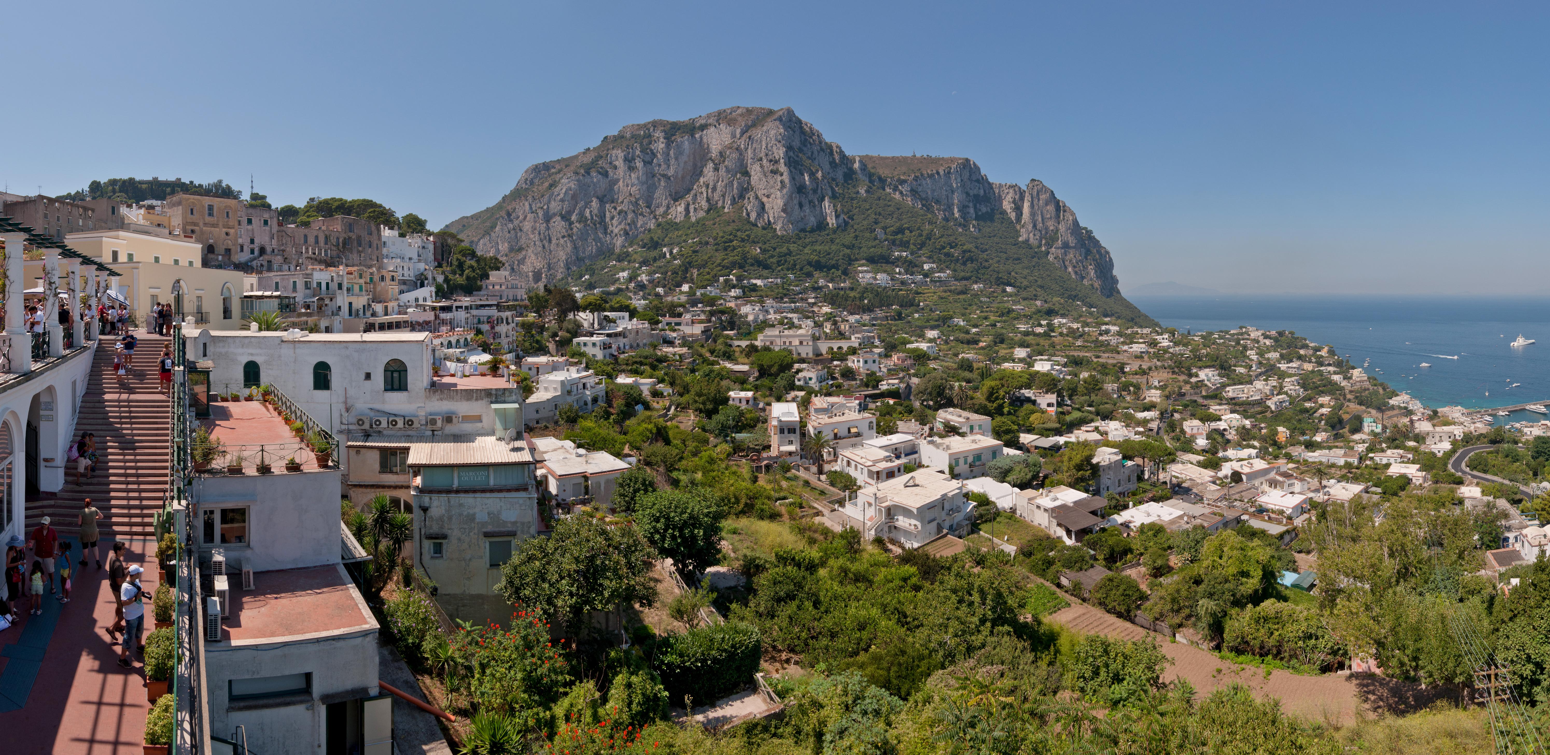 Foto Isla Capri Centre Belvedere