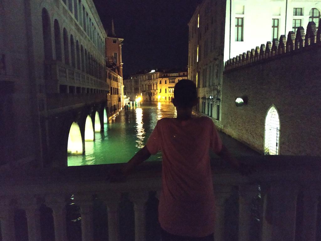 Foto Venecia de Noche