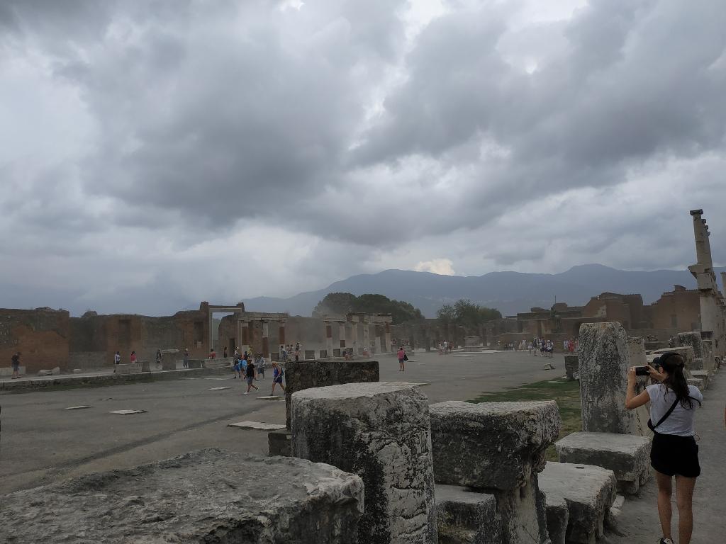 Pompeya Tormenta