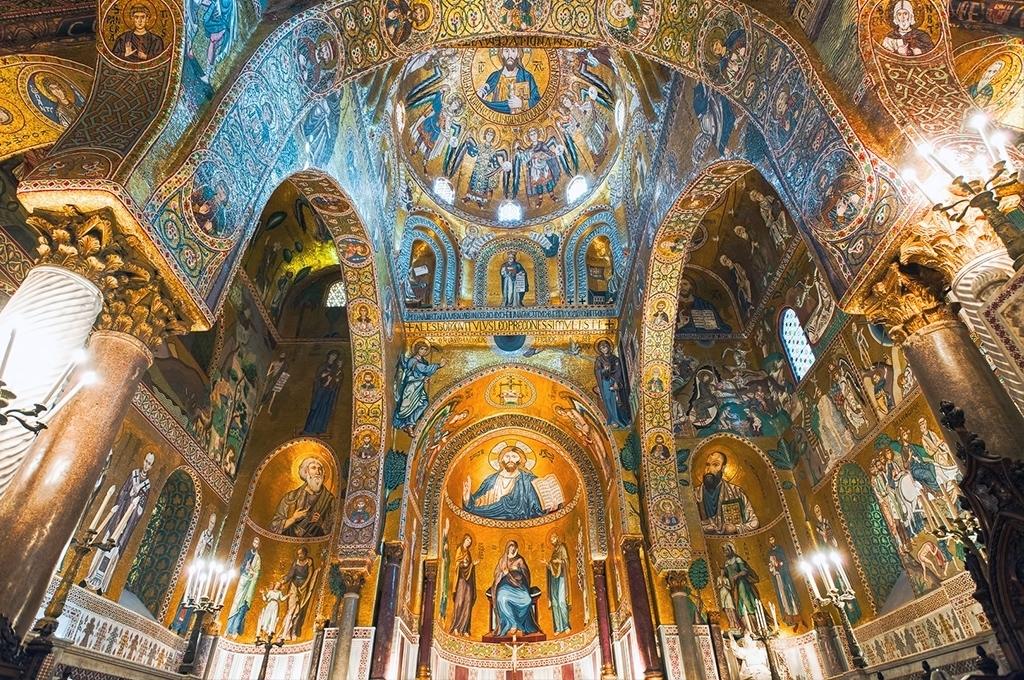 capilla Palatina Palermo