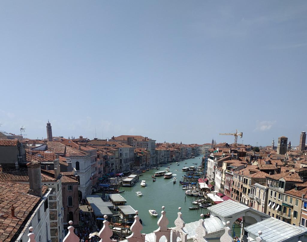 venecia vista privilegiada