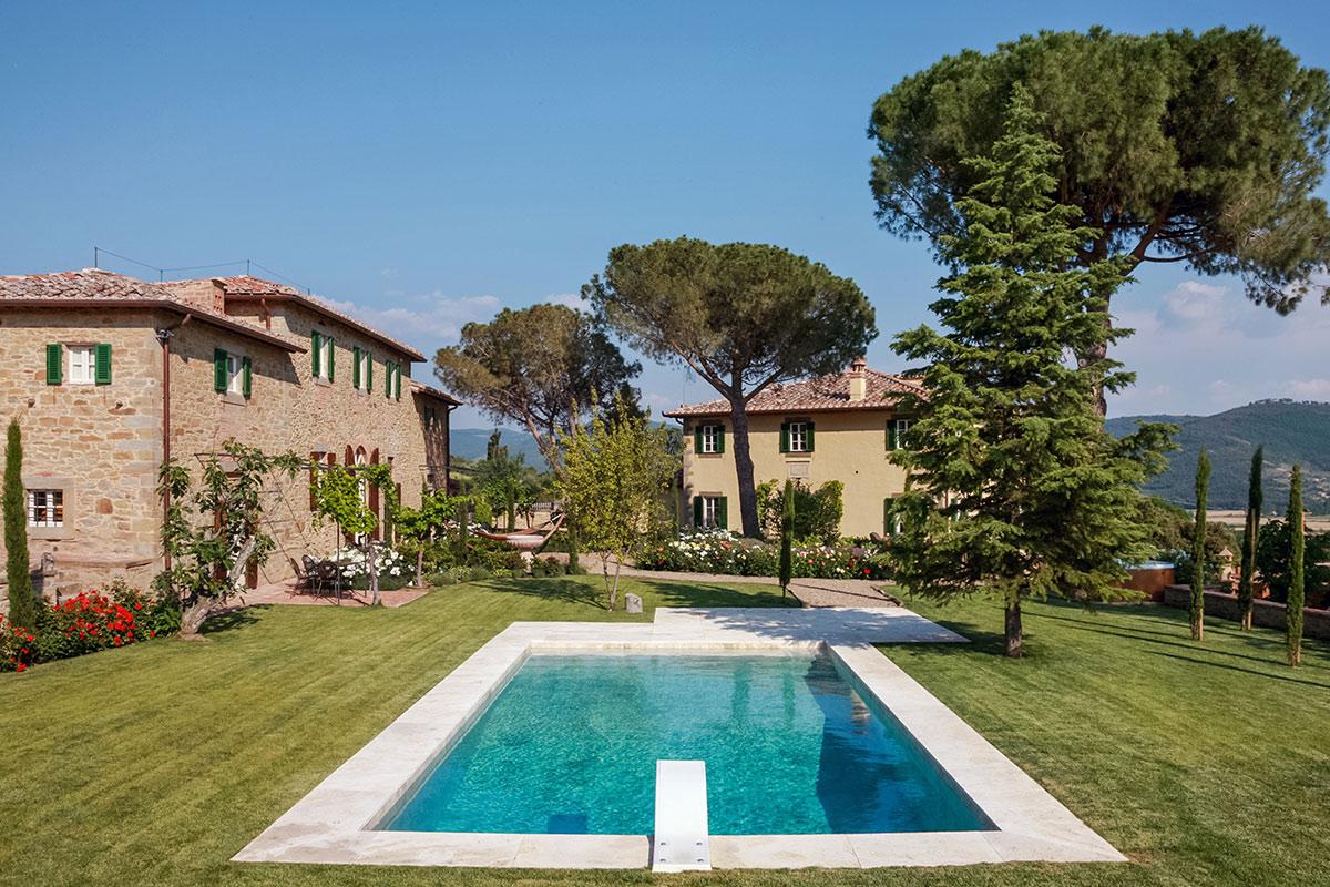 villa Laura Toscana