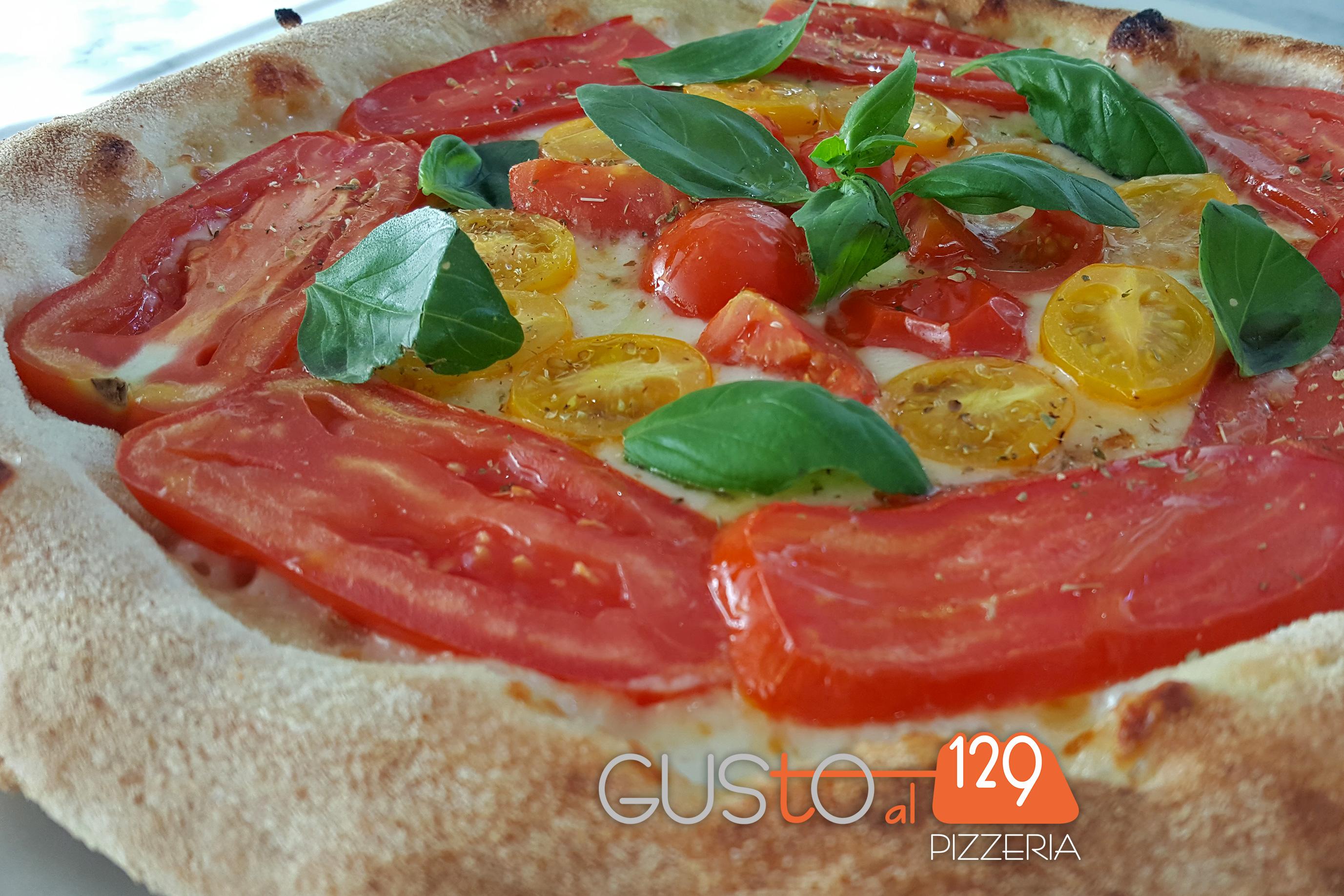 Pizzeria Gusto al 129
