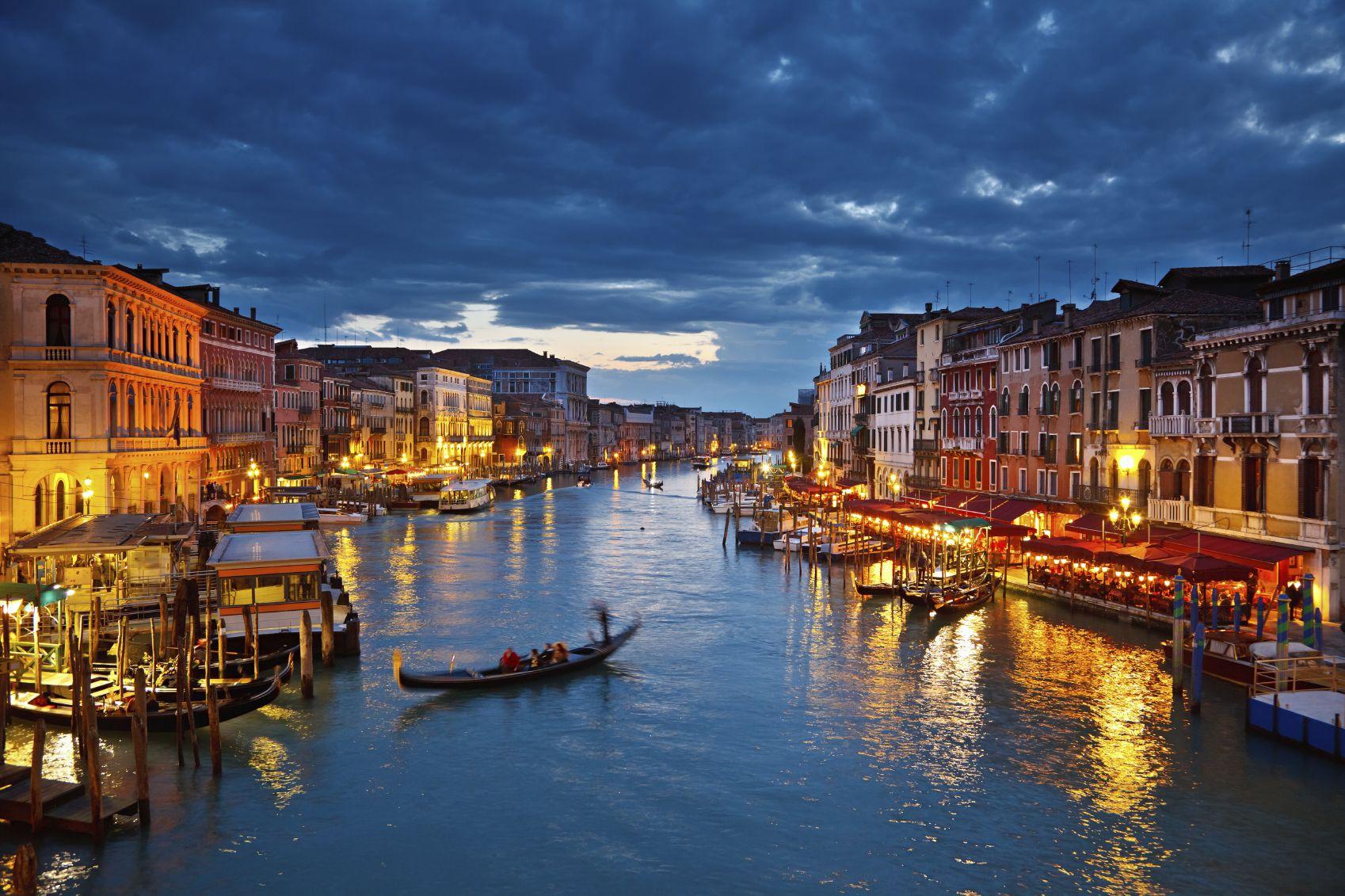 Venecia Patrimonio de la Humanidad