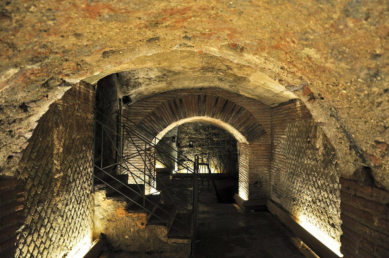 Acueducto grecorromano