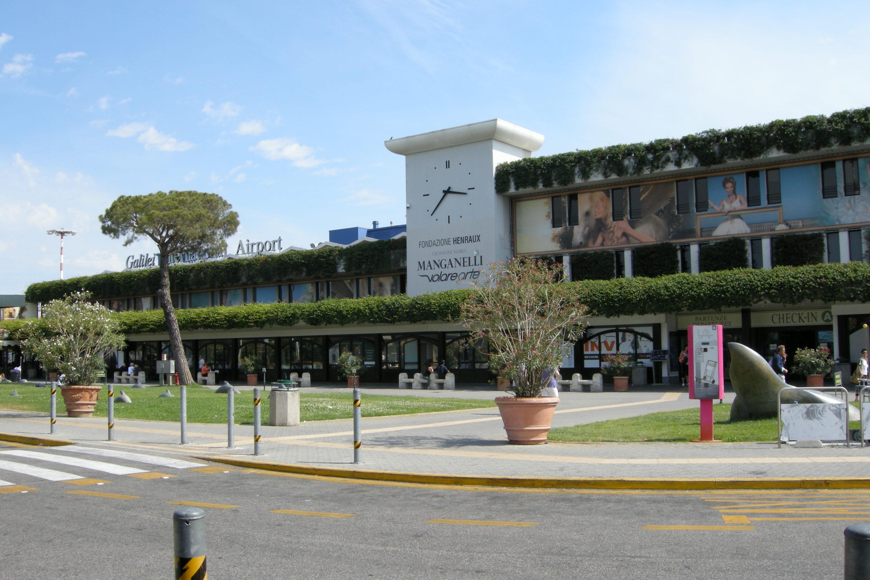 Aeropuerto Internacional Galileo Galilei