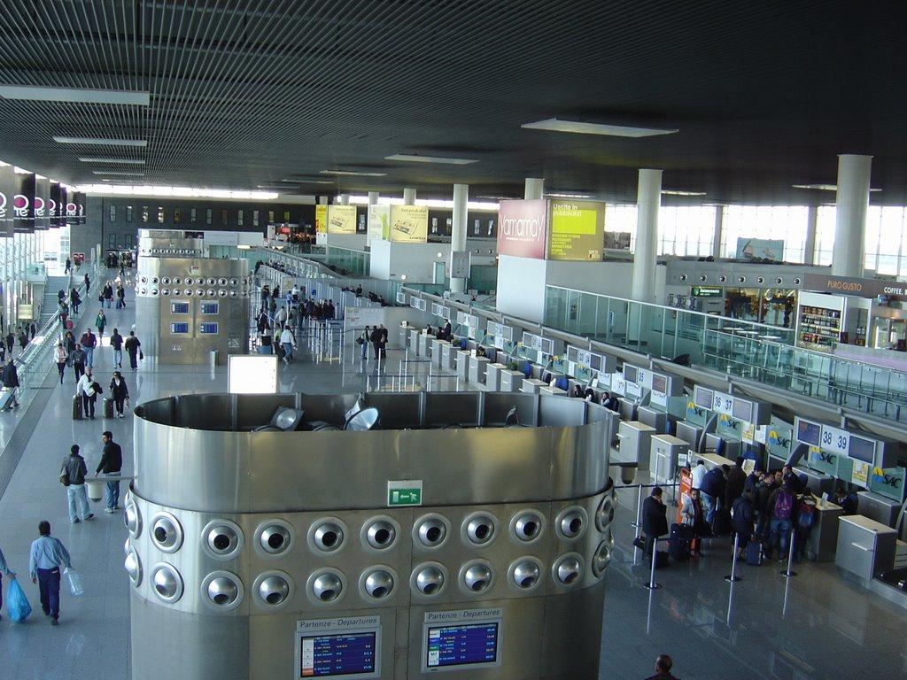 Aeropuerto de Catania-Fontanarossa