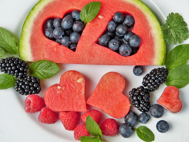 Fruta para la dieta