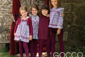 moda infantil gocco