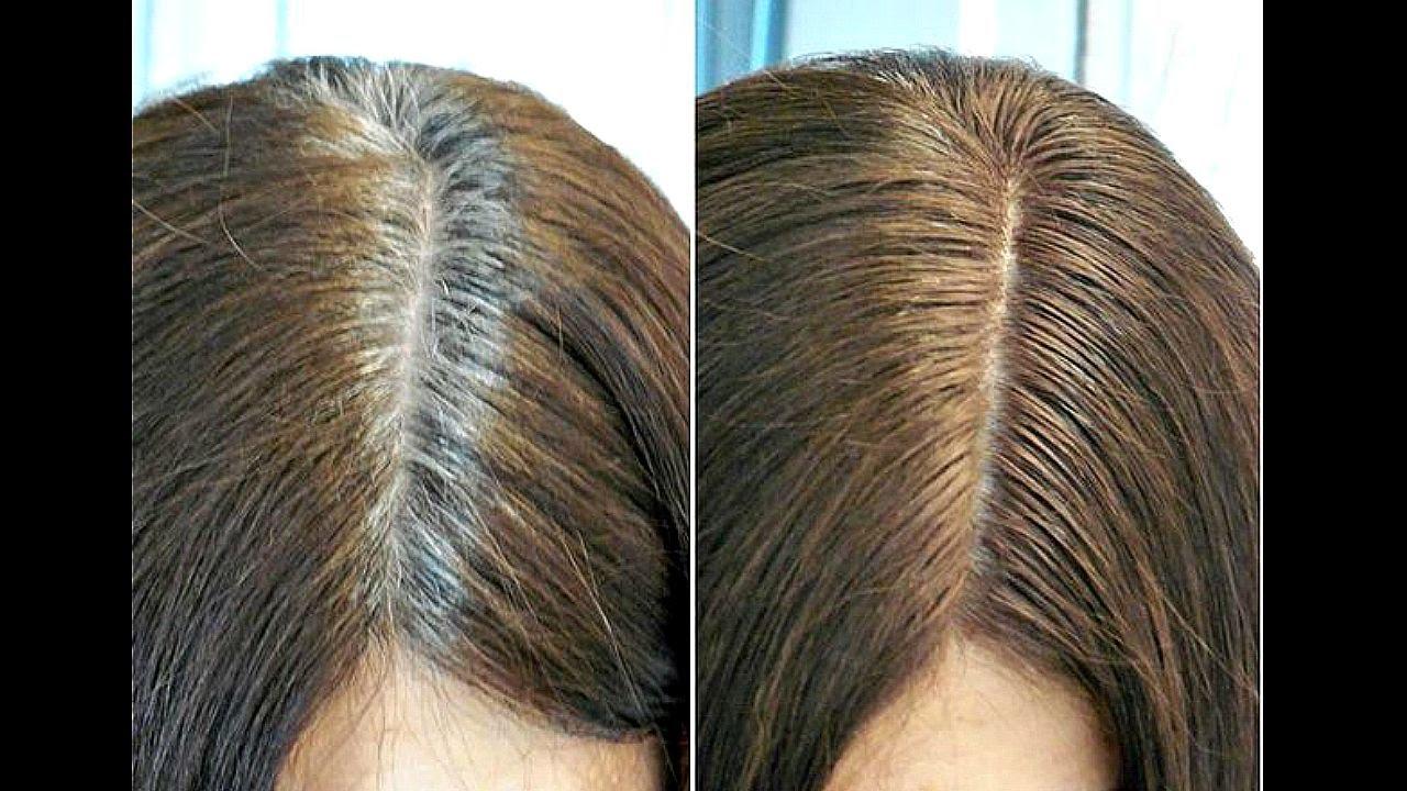 como teñir la raiz del cabello
