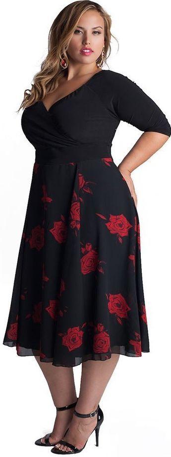 vestido sensual y elegante