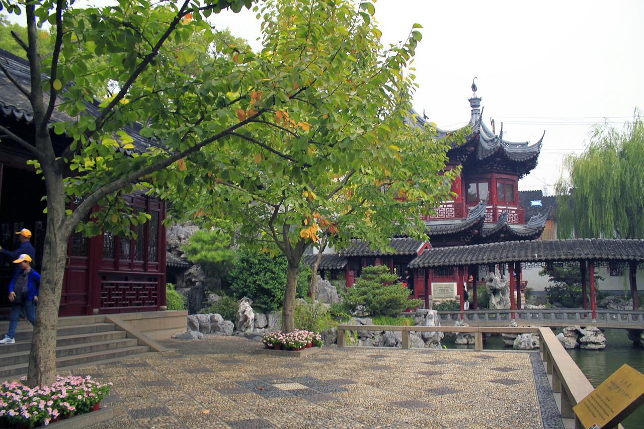 Jardin Chino Grande