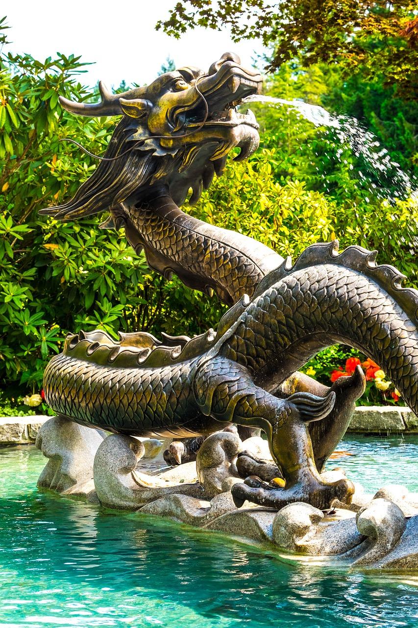 El Jardín Chino 1