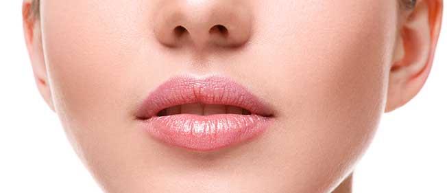 maquillaje labios naturales