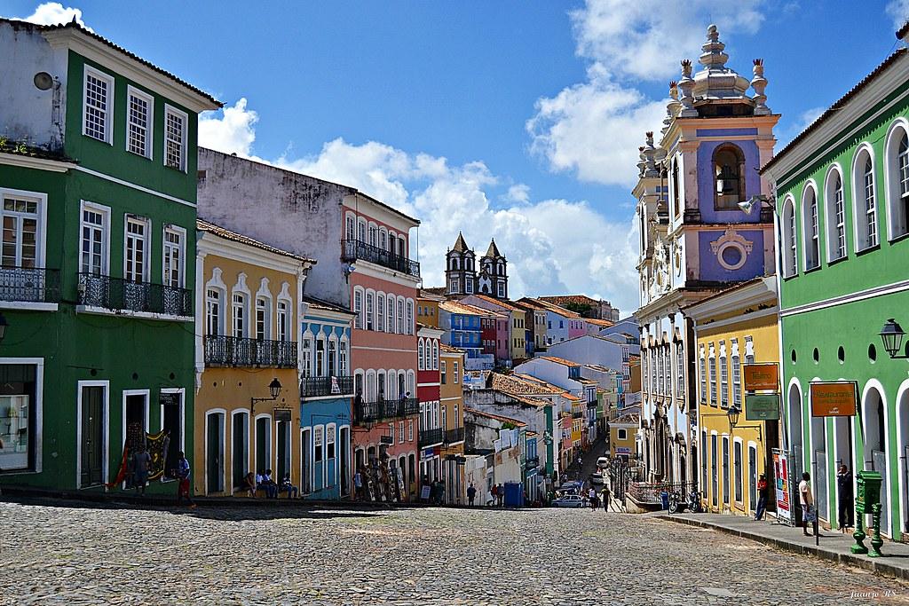 Pelourinho Brasil