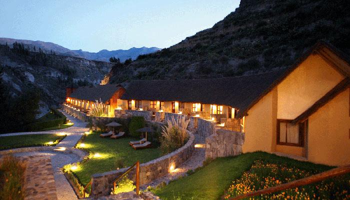 hotel las Casitas del Colca en Perú